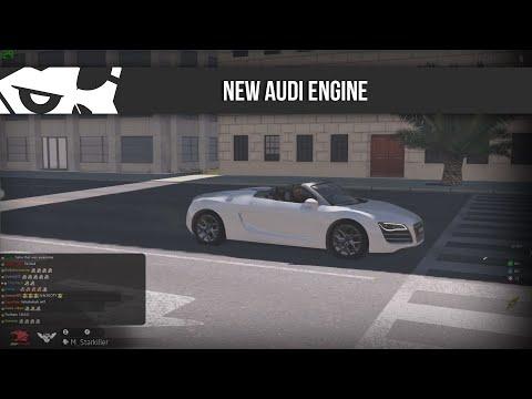ARMA3 Life: New Audi Engine
