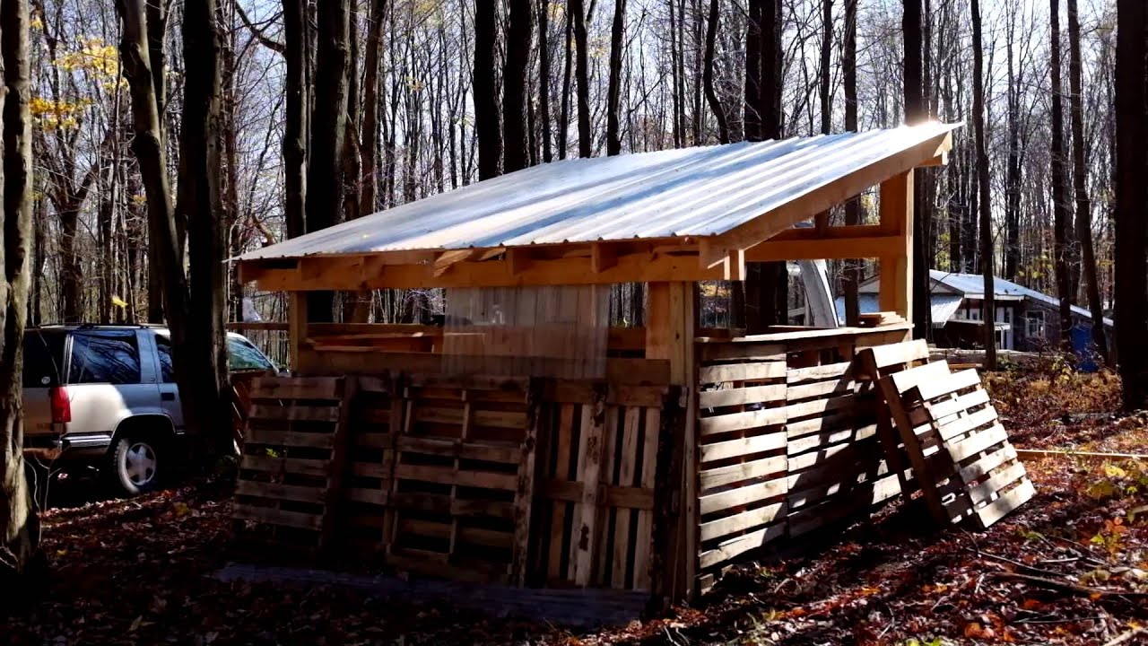 building the sugar shack part 3 youtube