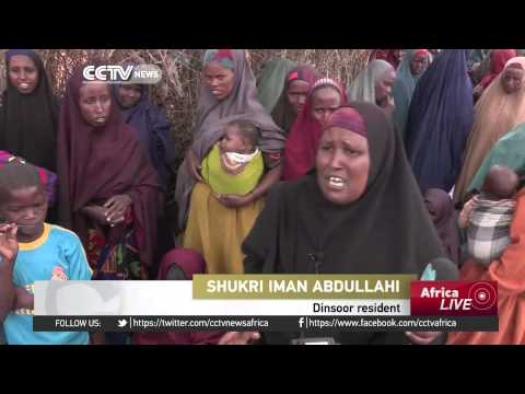 Humanitarian aid needed in Somali despite calm in Diinsoor town