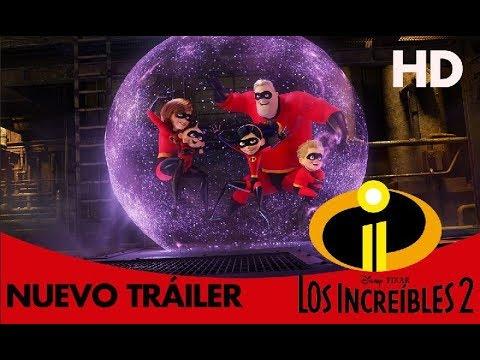 Los Increíbles 2 De Disney Pixar Nuevo Tráiler Oficial