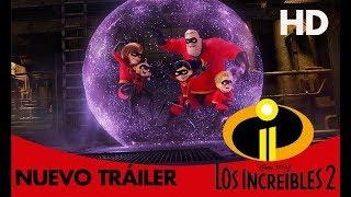 Los Increíbles 2 de Disney · Pixar | Nuevo Tráiler oficial en español | HD