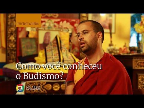 Como você conheceu o Budismo? subtitles: PT-ES-EN-IT-NL