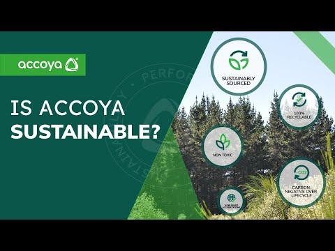 Accoya® wood - sustainable, eco-friendly & FSC certified wood.
