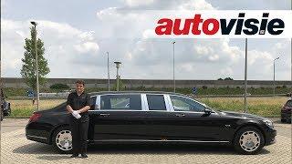 Sjoerds Weetjes #84: dit is de duurste limousine van Mercedes-Benz