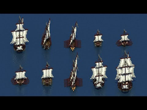 Minecraft Meval Warship Collection - YouTube on small boats mod minecraft, small minecraft village, small minecraft ship plans, small minecraft yacht tutorial,