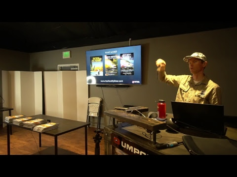 Devin Olsen: Tactical Fly Fishing Presentation