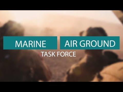 U.S. Marine Corps' MAGTF (Marine Air-Ground Task Force)