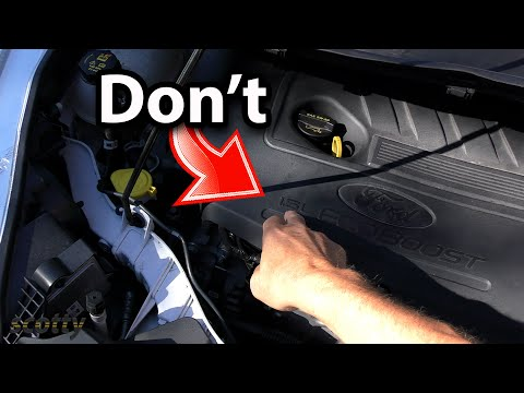 Never Buy a Ford with This Engine