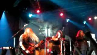 """DraconiaN """"The Empty Stare"""" (live in Moscow 30.01.10)"""