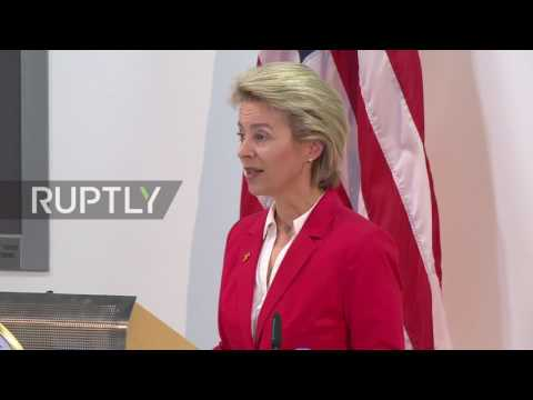 Germany: Europe must do more for trans-Atlantic security – German defence minister