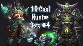 Jessiehealz - 10 Cool Hunter Transmog Sets #4 (World of Warcraft)