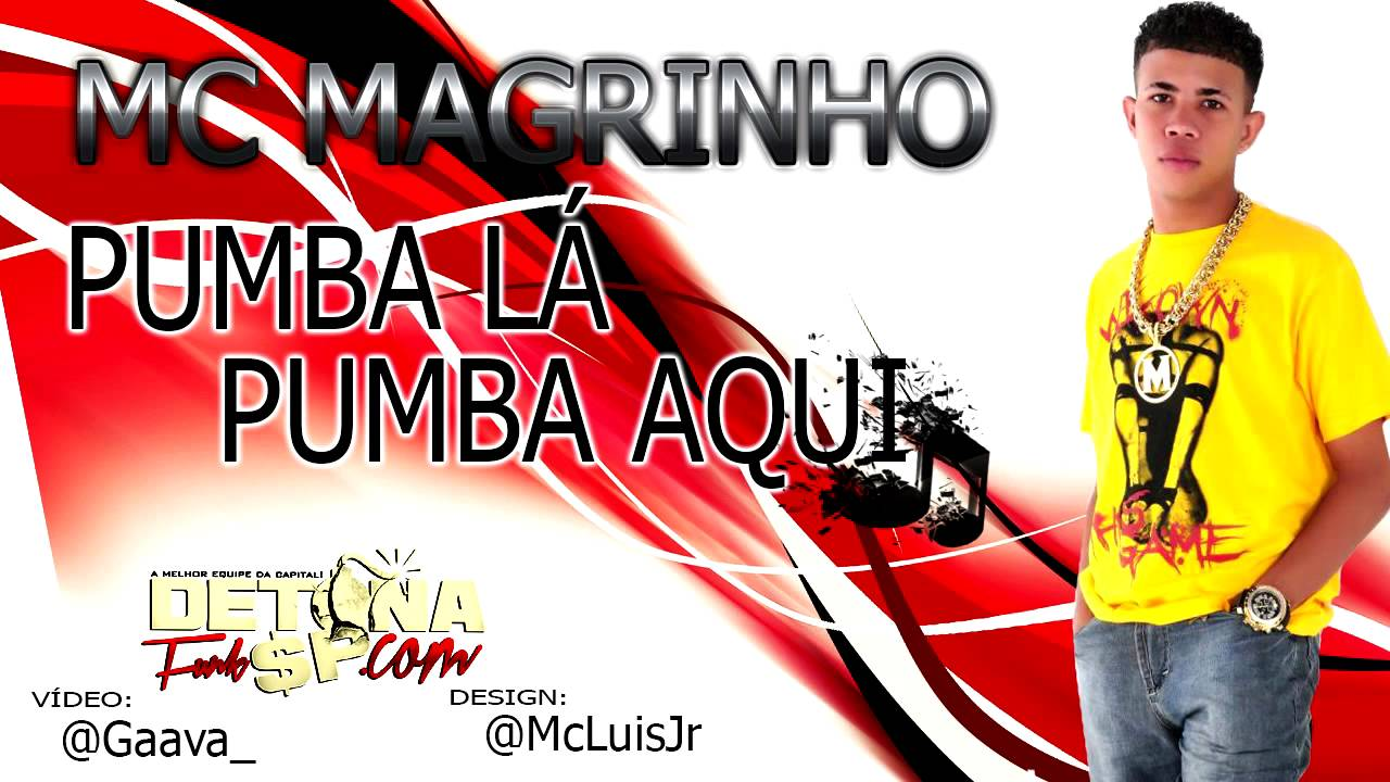 funk do mc magrinho pumba la pumba