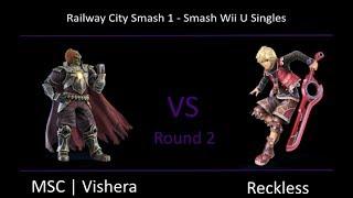 Baixar RCS #1 Smash Wii U - MSC | Vishera (Ganondorf) vs Reckless (Shulk)