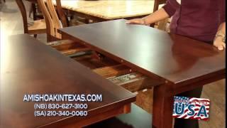 Custom American-Made Hardwood Furniture Built to Last