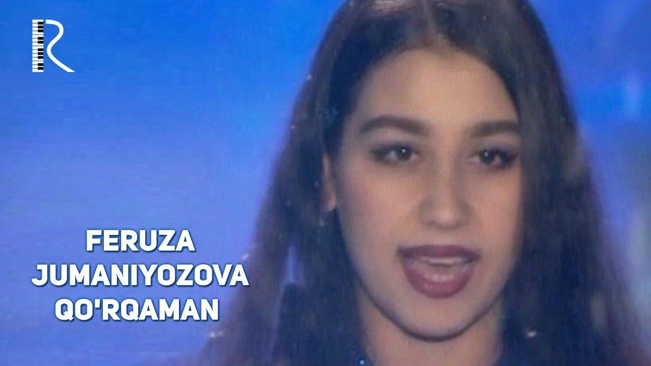 Feruza Jumaniyozova - Qo'rqaman | Феруза Жуманиёзова - Куркаман #UydaQoling