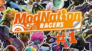 ModNation Racers Gameplay En Español #1   El Comienzo!  