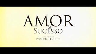 capa de Amor e Sucesso de Zézinha Peniche