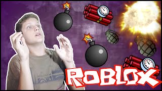 Bombs! Explosions! ROBLOX