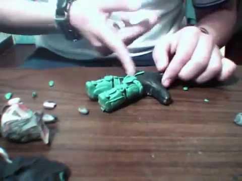 Como hacer figuras de plastilina youtube - Como preparar unas judias verdes ...