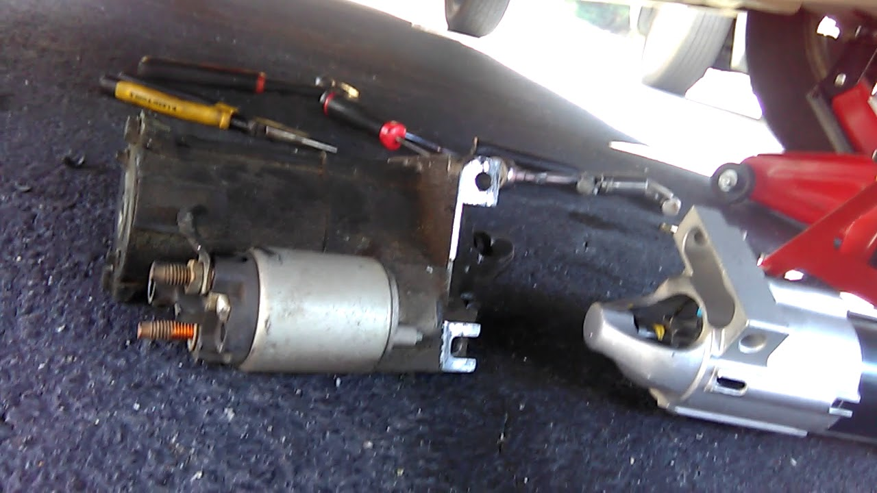 2009 Chevy Impala Starter Replacement