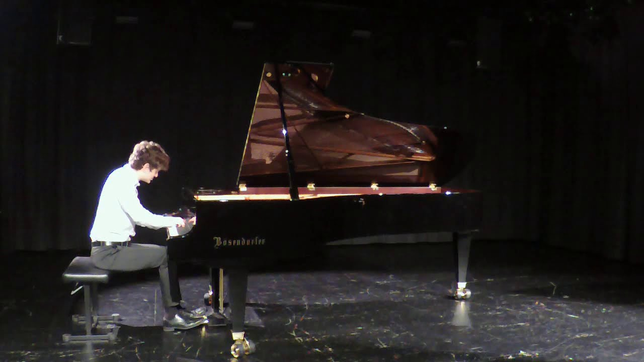 Chopin Fantaisie op. 49 - Philippe Gaspoz