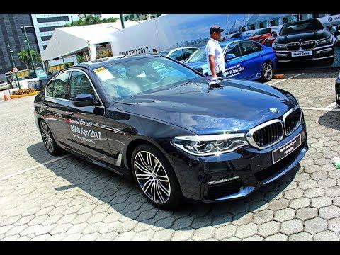 2018 BMW 520D G30 5 Series Vehicle Tour/review