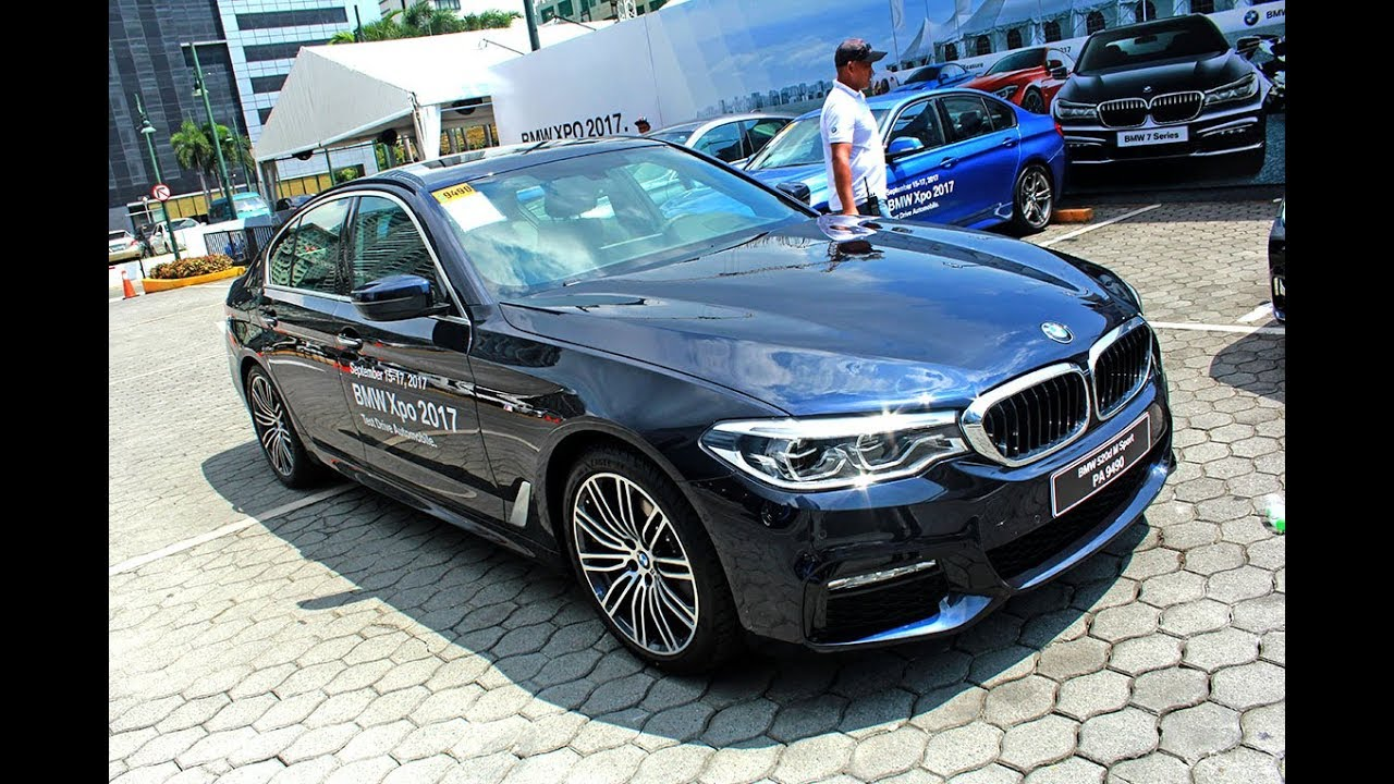 2018 Bmw 520d G30 5 Series Vehicle Tour Review Youtube