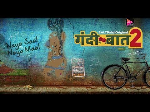 Gandii Baat - Season 2 Trailer Review | Naya Saal Naya Maal | ALTBalaji Original Webseries