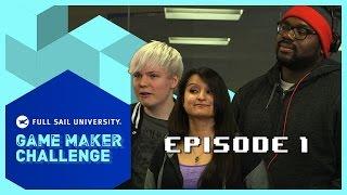 Full Sail Game Maker Challenge with Keyori, Aphmau & Shofu - Episode 1