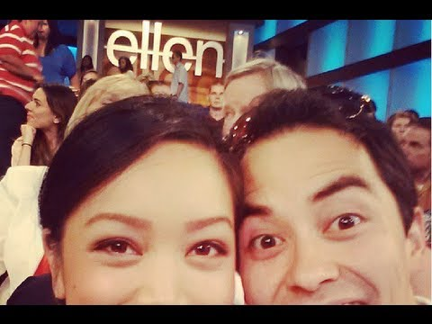 WE WENT TO THE ELLEN DEGENERES SHOW! - May 30, 2013 - itsJudysLife Vlog