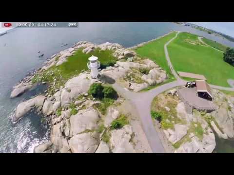 Arendal, Gothenburg: 3dr Solo Drone