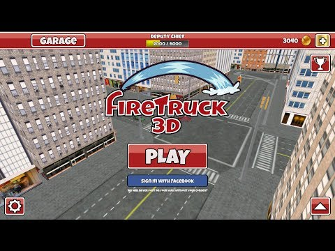 Fire Truck 3D для Windows Phone 8