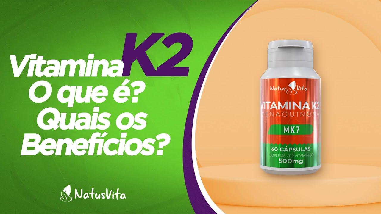 vitamina k para q serve