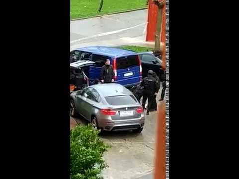 Cinco detenidos tras un tiroteo esta madrugada en Santander