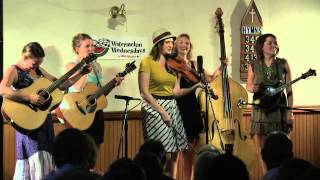 Watermelon Wednesday - Della Mae