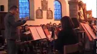 Royale Fanfare communale Huissignies - la grande porte de KIEV - Modest Moussorgski