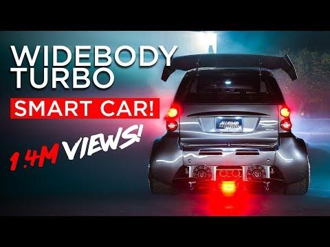 HOW TO DESTROY A SMART CAR | TURBO SMART [4K]