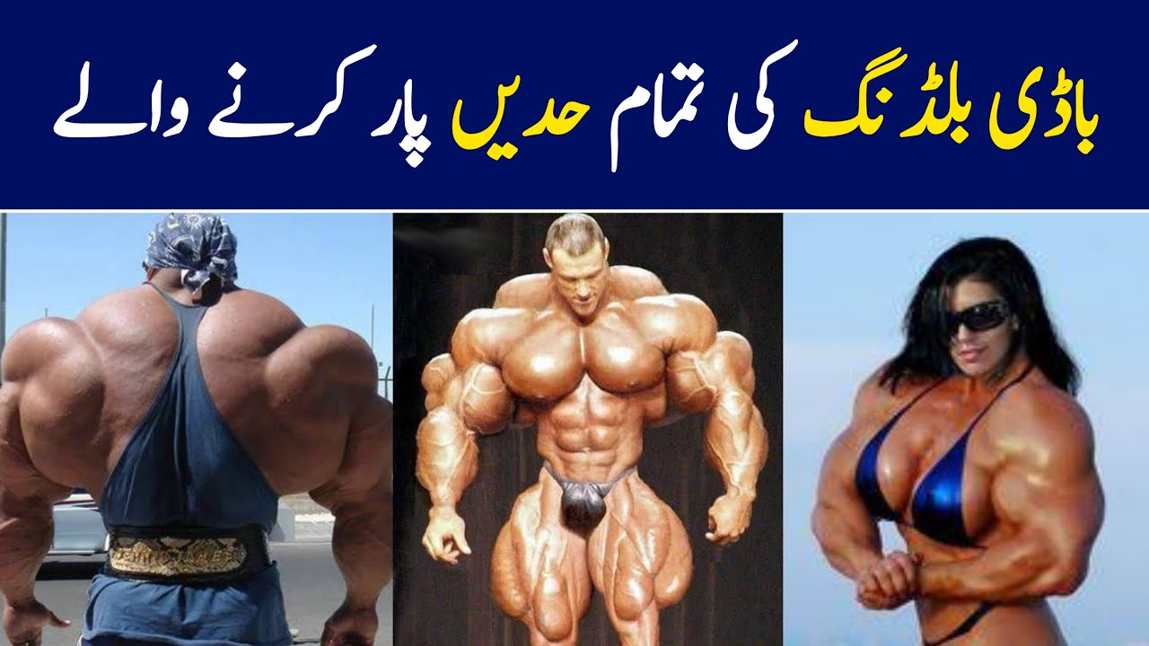 5 Dangerous Bodybuilders In The World | Top 5 Bodybuilders | Emotional Reader