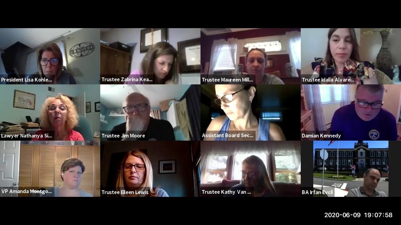 BOE Meeting 6-09-20