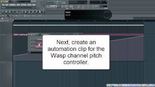 How To Make A Pitch Modulated Riser Effect