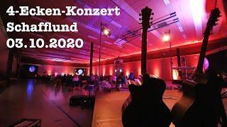 4-Ecken Konzert, Schafflund, 3.10.2020