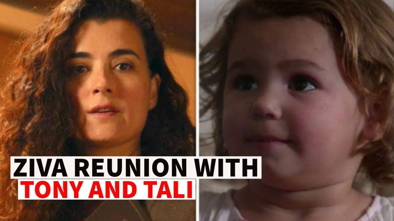 Download NCIS Season 17 Ep2 Spoiler: Will Ziva Reunite  with Tony and Tali?