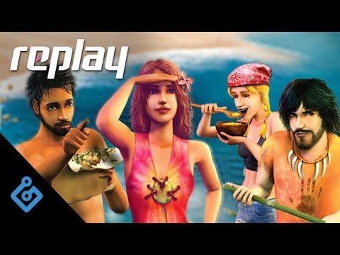 Replay - The Sims 2: Castaway
