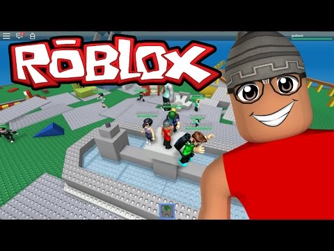 Roblox – Terremoto no Parque de Diversão ( Natural Disaster Survival )