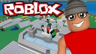 ROBLOX-Terremoto nel parco di divertimenti (Natural Disaster Survival)