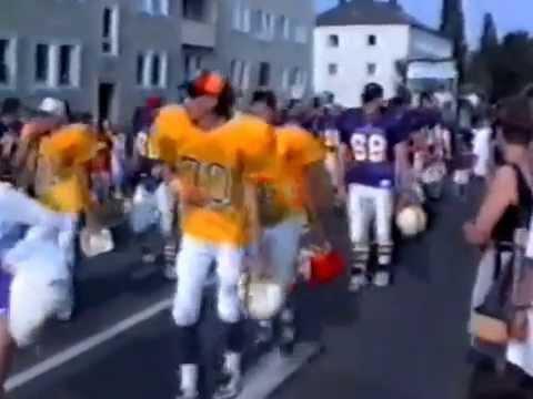 Hof an der Saale - Volksfestumzug 1994