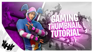 How To Make Fortnite Thumbnails On Android | How To Make Gaming Thumbnails On Android (ps touch)