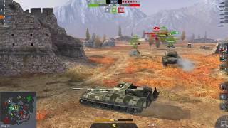 World Of Tanks Blitz Game Play (Obj.263) v4.4.0