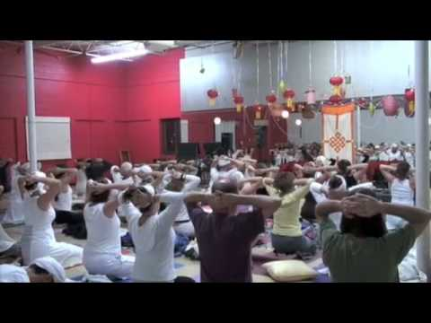 Kundalini Yoga taught by Yogi Bhajan