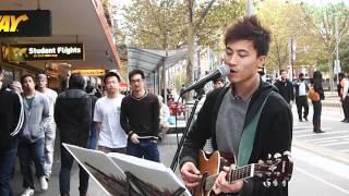 P.S. 我愛你 (A-Lin) / Kimman Wong 黃劍文 @ Melbourne